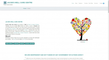 Jacob\'s Well Care Centre | Home