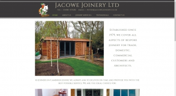 Jacowe Joinery Ltd