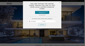 Hot Tubs, Bath Tubs, & Bathroom Products | Jacuzzi