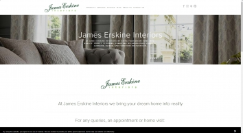 James Erskine Interiors