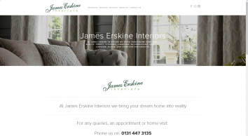 James Erskine Interiors