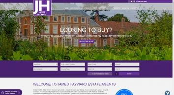 Property Sales & Lettings Enfield - James Hayward Estate Agents Enfield