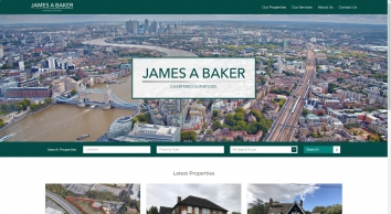 James A Baker, Bath