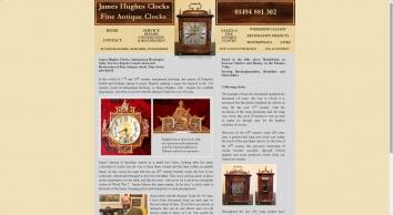 James Hughes Clocks
