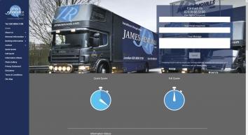 James Removals Ltd