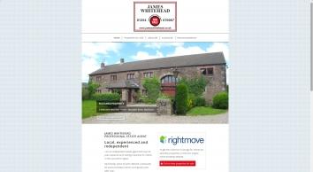 James Whitehead Professional Estate Agent, Blackburn