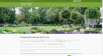 Janet Bligh Garden Designs