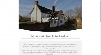Janice Gooch Heritage Consultancy