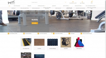 Entrance Mats | Entrance Matting | Flooring Accessories – Jaymart - Jaymart Rubber & Plastics Ltd