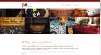 J & B Antiques, Collectables & House Clearance
