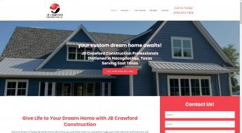 JB Crawford - JB Crawford Construction | Nacogdoches Home Builder