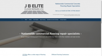 J B Elite Floor Repairs Ltd