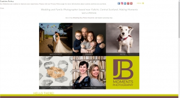 JB Moments Photography Sponsored