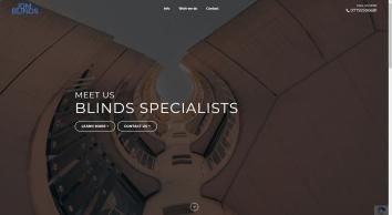 JDM Blinds Ltd - Commercial blinds specialists