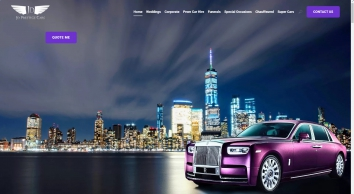 Prestige Car Hire London - Performance, Luxury: JD Prestige Cars
