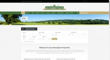 Jean Hennighan Properties, Broxbourne