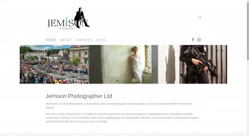 Home page of Richard Jemison Photographer in North Yorkshire