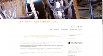 Jensen Antique Restorations