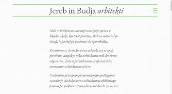 Jereb in Budja