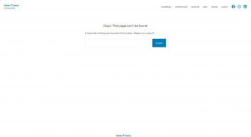 Jesse O\'Leary - photographer