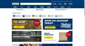 Builders Merchant | Materials, Supplies & Tools | Jewson