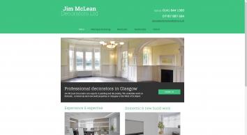 Jim McLean Decorators Ltd