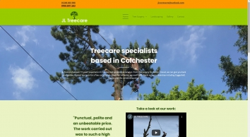 JL Treecare - providing Essex with expert tree care specialists