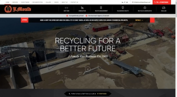 J Mould (Reading) - Recycling for a better future.