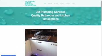 J M Plumbing Services & Bathroom Installations