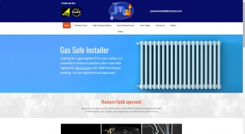 JMW Plumbing & Heating; Gas safe registered plumber in Spalding