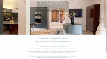 Joanne Claire Design | Interior Designer Essex and London