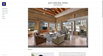 Joey Chan, Realtor & Interior Designer