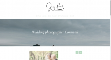 Wedding and fashion photographer - Cornwall - Joey Lamb Photography