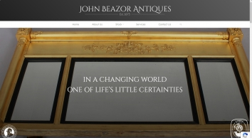 John Beazor Antiques Cambridge - Antique Furniture, Clocks & Barometers, Antique Valuers