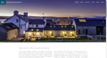 Welcome to John Coward Architects - John Coward