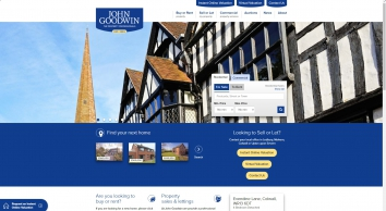 Property Professionals, Estate Agents, Letting Agents, Valuers and Auctioneers | John Goodwin
