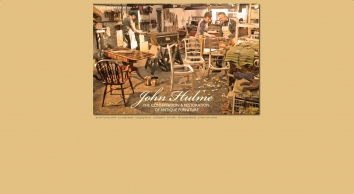 John Hulme - The conservation and restoration of antique furniture - Oxfordshire