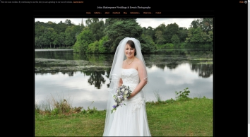 John Shakespeare Weddings & Events Photography