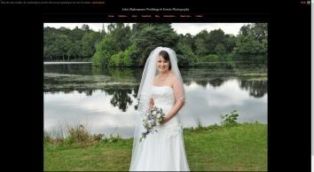 John Shakespeare Weddings & Events Photography
