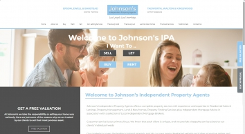 Johnson\'s Independent Property Agents