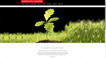 Johnston & Mather - Home