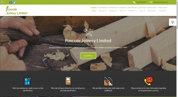 Foxcote Joinery Limited