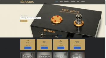 Jolida | Manufacturers of Quality Tube Audio Products
