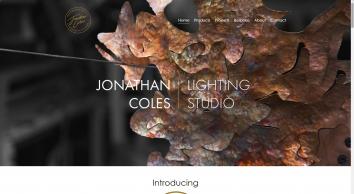 Jonathan Coles Lighting