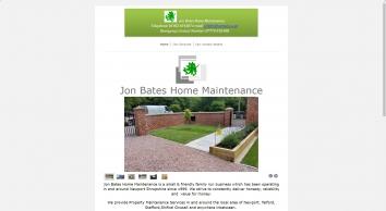Jon Bates Home Maintenance