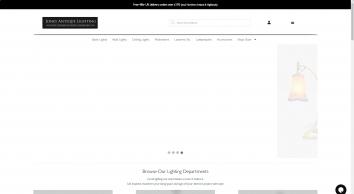 Jones Antique Lighting