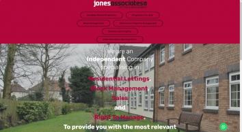 Jones Associates