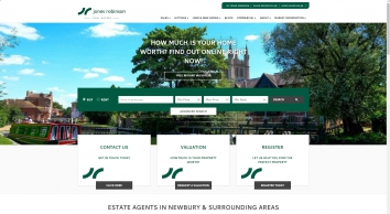 Jones Robinson Estate Agents, Newbury