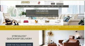Jones The Furnishers Ltd