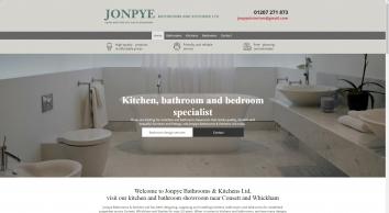 Kitchen and bathroom showroom | Jonpye Bathrooms & Kitchens Ltd